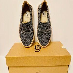 UGG Sammy Blk Heather HyperWeave Sneakers 1092779